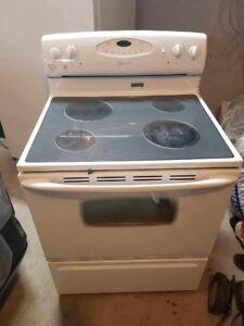 Maytag stove