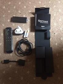 Amazon Fire TV Stick with Alexa Remote and Kodi