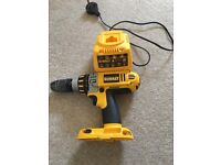 Dewalt drill dc925 18v bare with charger