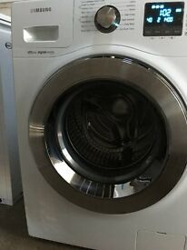Samsung ecobubble 9.0Kg Washing Machine, bought July 2015, 7 months John Lewis guarantee remaining