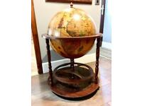 Drinks globe stuff for sale gumtree globe drink cabinet gumiabroncs Image collections