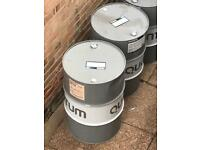 Oil drum burning bin 208litres
