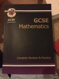 GCSE mathematics revision and practice textbook