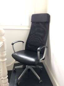 FREE DELIVERY - Ikea Markus office chair inc