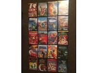 X20 Walt Disney DVD's