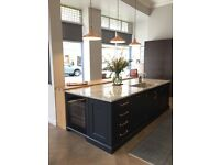 Ex-Display Kitchen Island with Miele & Quooker Appliances