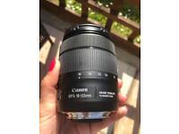 Brand new: CANON USM lens 18-135mm f3.5-5.6
