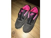 Ladies Nike Air trainers size 5.5