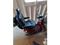 Celebrity X mobility scooter - excellent condition - very sturdy