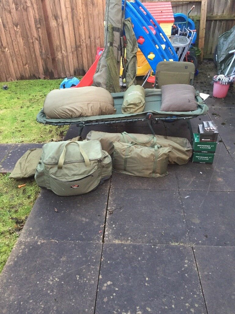 full carp set up | in Sutton Coldfield, West Midlands ...
