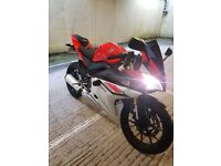 Yamaha YZF R125 ABS 2015 RED