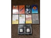 Led Zepplin Cassettes