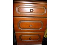 Bedside Cabinets (x2) - REDUCED IN PRICE