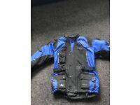 Akito Python Motorcycle Jacket