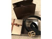 Gucci belt brand new with box and all packaging amazing
