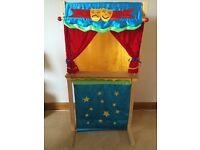 Fiesta Crafts Tellatale Puppet Theatre & Shop