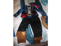 World book day fancy dress Pirate