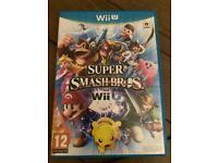 Super Smash Bros Wii U game