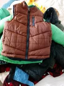 Winter jackets, body warmers& Salopettes