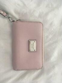 Micheal Kors purse pink