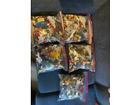 LEGO. 1 KG MIXED BAGS -£10