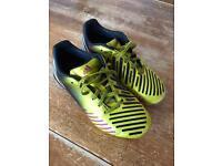 Children's Adidas football boots UK 1