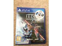 Jedi fallen order- Star Wars- ps4