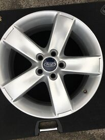 Ford galaxy alloy wheel 7jx17H2 ET55