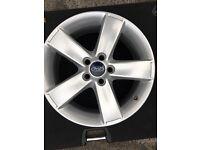 Ford galaxy alloy wheel 7jx17H2 ET55