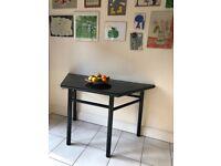 "DESIGNER TABLE W 136cm (53""1/2) D 61cm (2Ft) H 79cm (31"")"