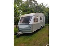 Sprite Touring Caravan