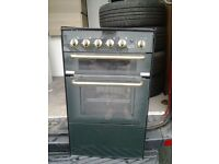 caravan camper van boat LPG oven grill and hob propane gas cooker