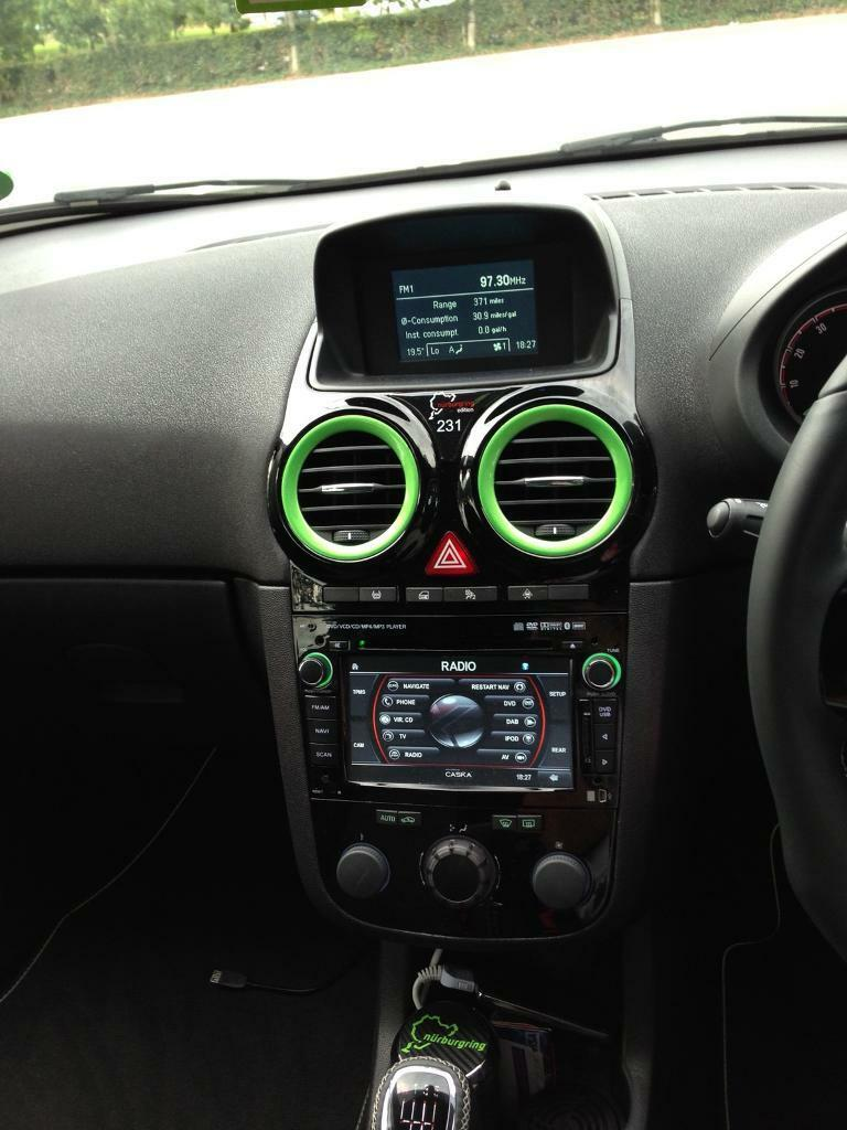Vauxhall Corsa D VXR Head Unit VXMMI(CD, DVD, Sat Nav, Reverse Camera etc)  | in Bathgate, West Lothian | Gumtree