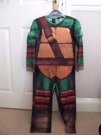 Turtle costume 5-6 years