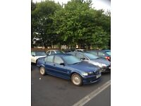Bmw 318i, Leather interior. All electrics working.Bargain price for quick sale