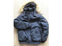 Mens Tommy Hilfiger Jacket Blue Large excellent condition