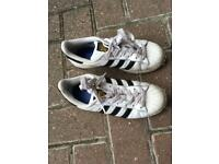 Adidas superstar trainers for sale