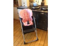 Chicco Happy Snack High Chair