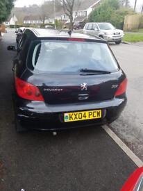 Car Peugeot 307
