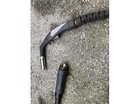 Parweld XP8 £65 300 Amp mig welding torch