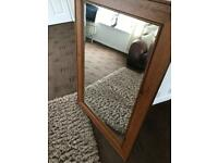Stunning Giant Solid wood Mirror