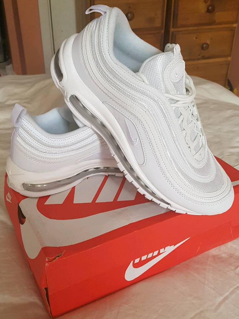 Nike Air Max 97 Ultra 17 (GS), Basket Junior, Eu 38,5