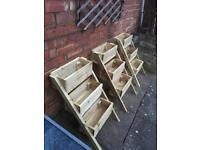 Garden Ladder Tiered Planter