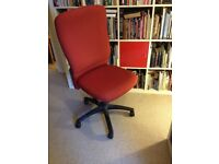 OFFICE CHAIR (swivel and adjustable)