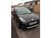 Renault Clio, 2012 plate, 23,800 miles on the clock, one lady owner from new, immaculate condition!