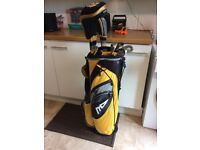 Ping i5 LH Golf Clubs irons + woods + bags