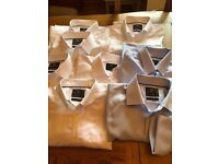 Selection of Mens M & S Formal Shirts 16 1/2 - 42 Regular Fit