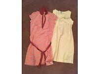 2 x Lacoste dresses