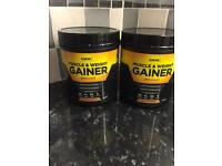 GNC Muscle and weight gainer