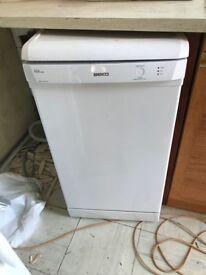 Becko dishwasher brand new